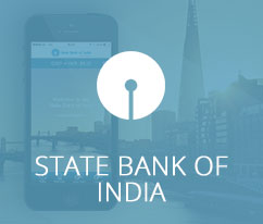Web Development for State Bank of India UK