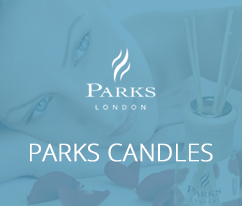 Web Development for Parks Candles Hover