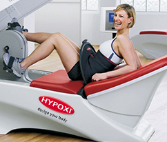 Web Development for Hypoxi Studios